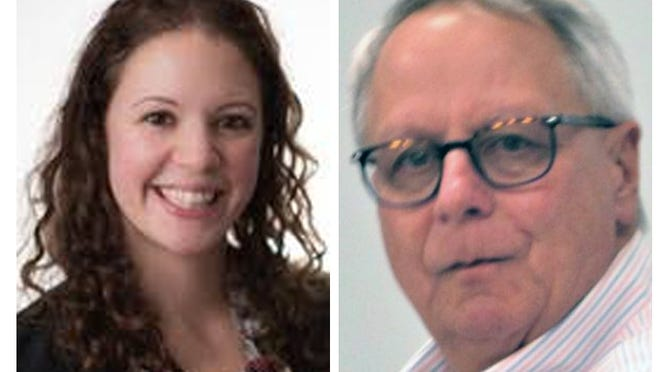 Dighton Town Administrator Mallory Aronstein and former Bourne Town Administrator Thomas Guerino are finalists for the Swansea town administrator position.