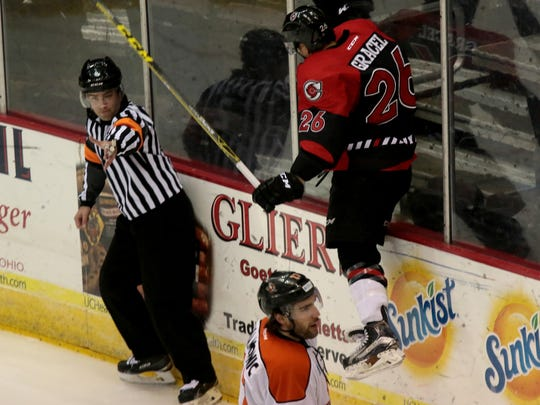 ECHL officials know they only have a brief window in their career to make the National Hockey League.