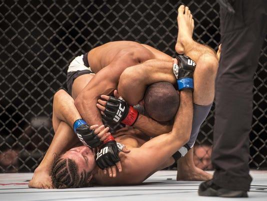 USP MMA: UFC 195-BRANDAO VS ORTEGA S OTH USA NV