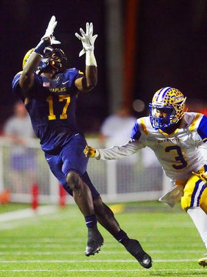 Naples cornerback and four-star recruit Tyler Byrd flipped his commitment from the University of Miami to the University of Tennessee the night before National Signing Day.