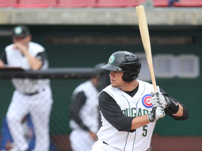 Kyle Schwarber, Kane County Cougars