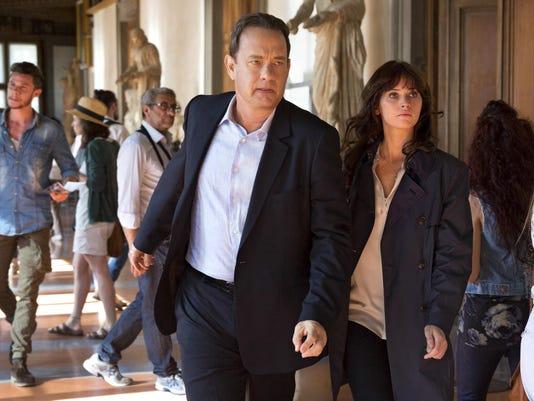 Tom Hanks,Felicity Jones
