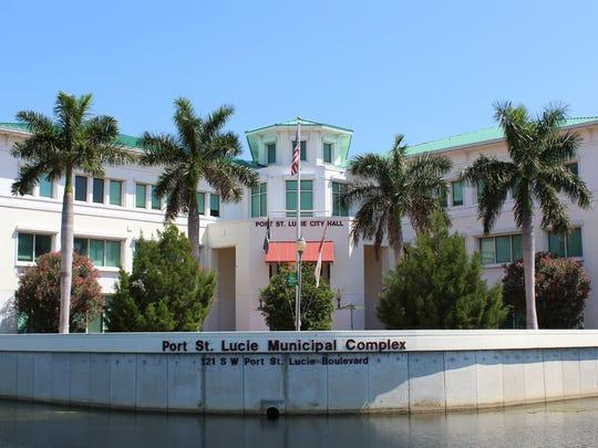 Port St. Lucie City Hall.