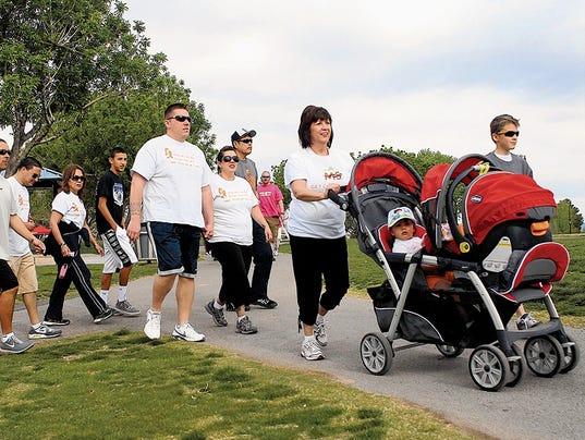 Walk MS: Las Cruces