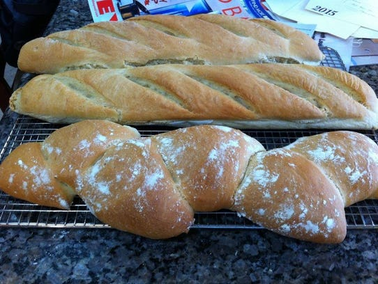 Targil's offers classes including  bread and pasta