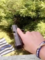 A teenager who police say threatened a mass shooting