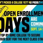IBMC Open Enrollment Days