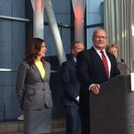 Gregg tabs Christina Hale as running mate in governor's race