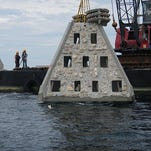 Escambia County will deploy more than 700 new artificial reefs