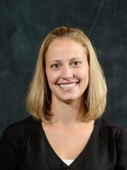 Corning graduate Kristin Baker was named Hamilton College's