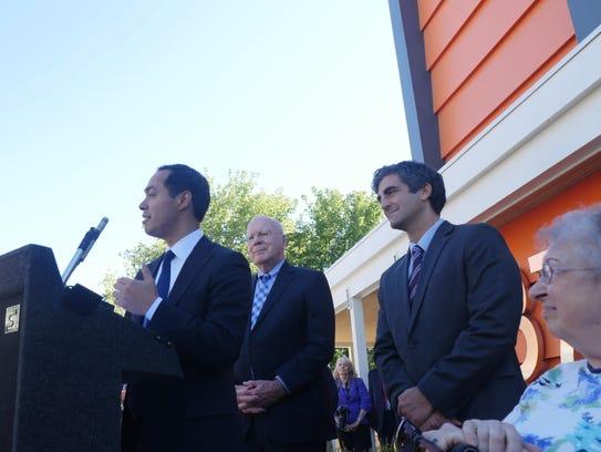 Secretary of Housing and Urban Development Julian Castro