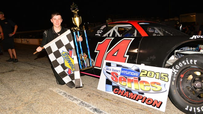 Reigning Pro Late Model track champion Ryan Luza will be making the jump to Super Late Models Friday as the Blizzard Series makes it debut!