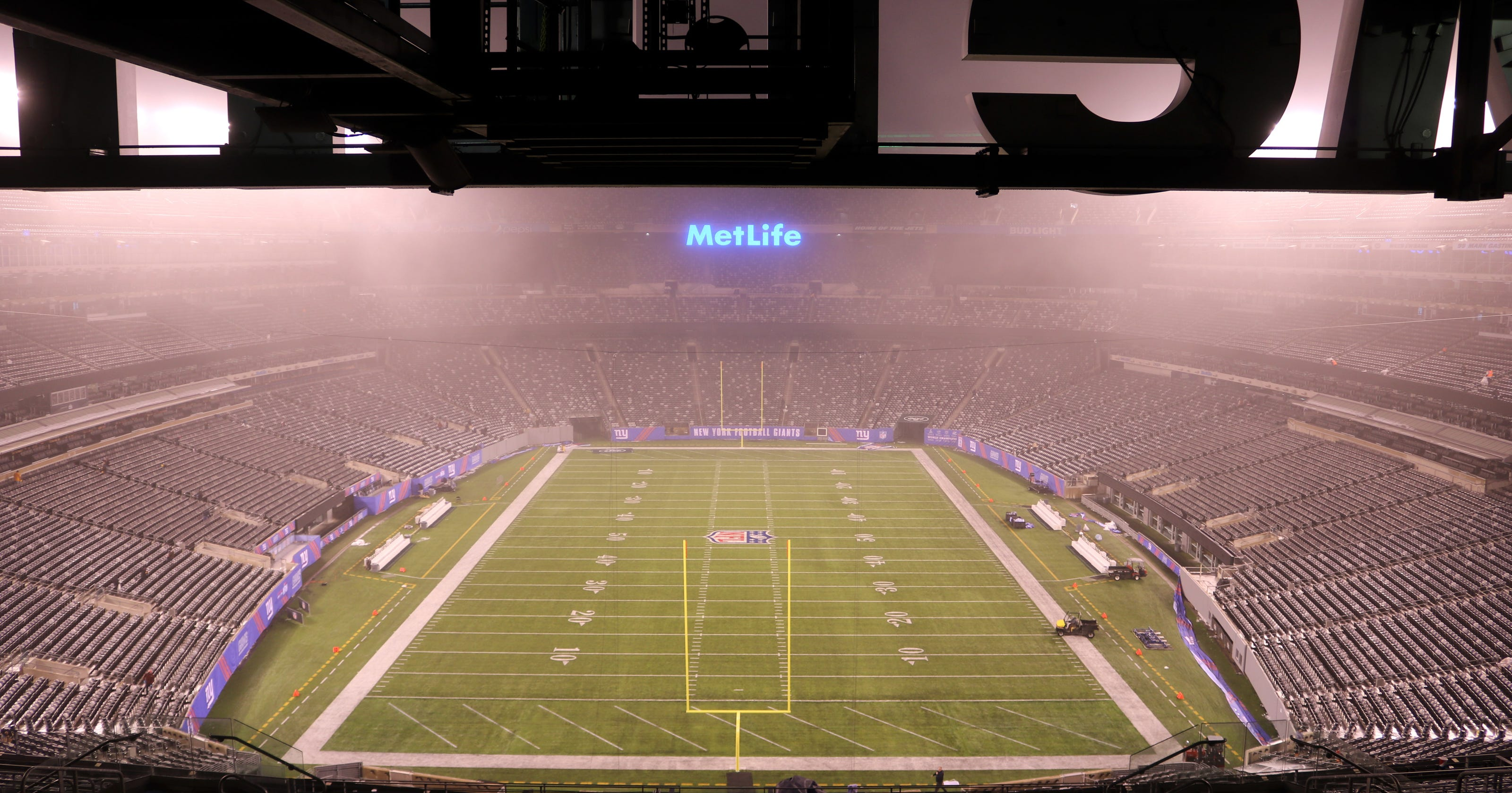 MetLife Stadium to use neutral end zones for weekend Jets and Giants games 6fc7082a1