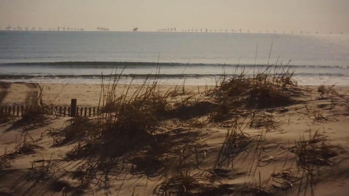 Why the fishing industry is against offshore wind farms near Ocean City
