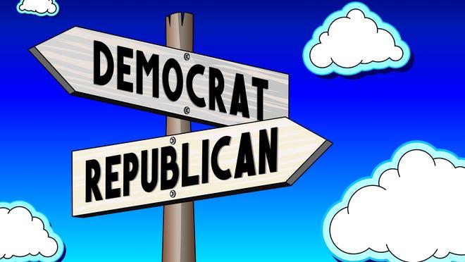 Do you live in a predominately Republican or Democratic town?