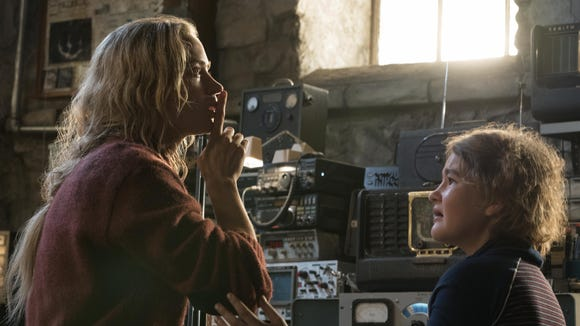 Film Review A Quiet Place (2)