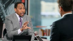 Stephen A Smith will do anything to win for ESPN