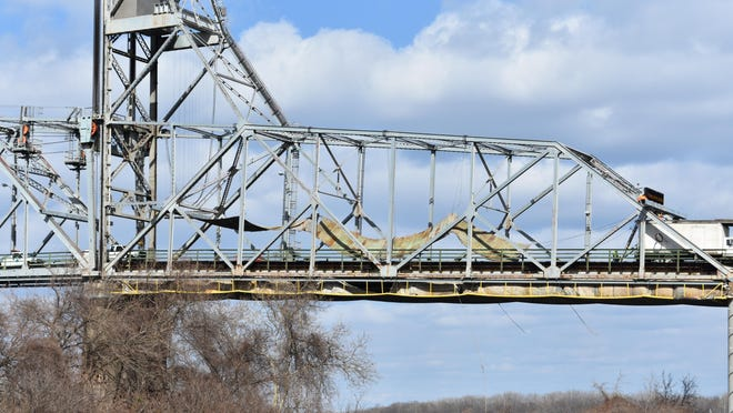 The Burlington County Commission, which owns and operates the Burlington-Bristol and Tacony-Palmyra toll bridges over the Delaware River, approved layoffs  Wednesday to help deal with more than $8 million in projected revenue losses.
