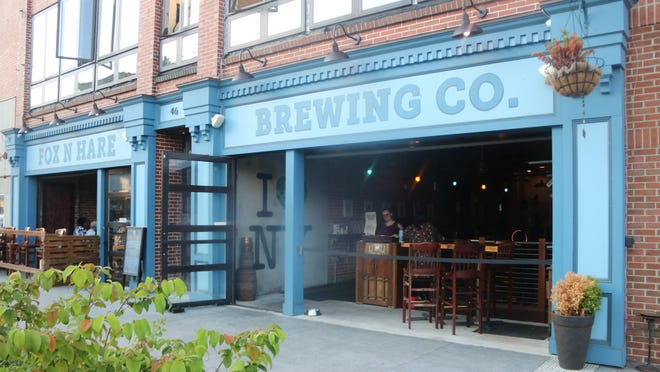 Fox and Hare Brewery is among the Port Jervis businesses finding new ways to operate.
