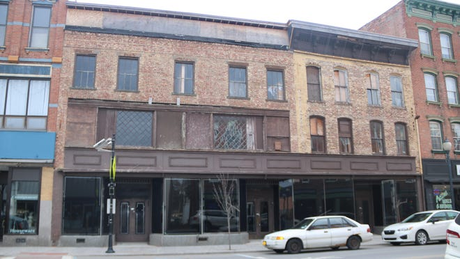Two offers have been made for 29-31 Front St. in Port Jervis.