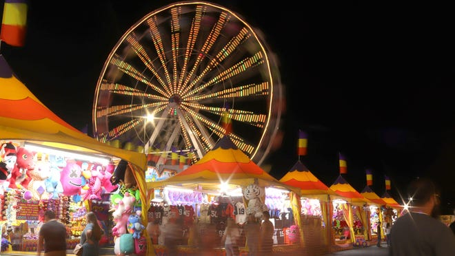 Food, games, and rides are the thing to do at the 2019 Tri-State Fair.
