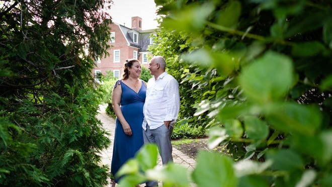 "Adriane Walker and Scott Campbell were scheduled to get married at their ""dream"" venue under the Exeter Inn's gazebo. The inn announced Tuesday it was canceling all events and closing until 2021 due to the pandemic, while hosting Phillips Exeter Academy students during the fall."