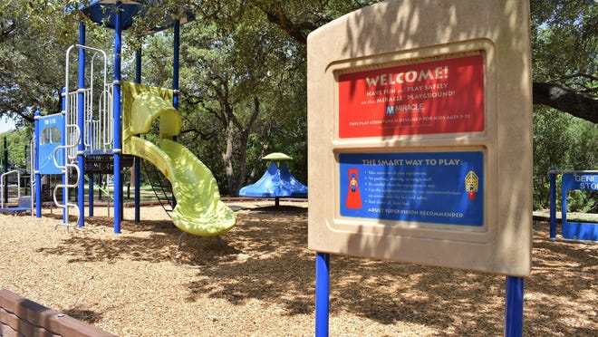 Until final approval is made Sept. 16, the Rollingwood City Council unofficially agreed to add mulch to the city park's playscape in the amount of $5,000.