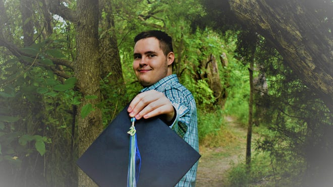Jaxon Smith, who recently graduated from Global High School, has donated his graduation gifts to the Waxahachie Little Pantry.