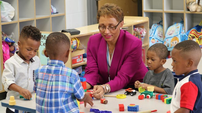 Angela Hairston is now starting her second year as superintendent of Winston-Salem/Forsyth County Schools, the fourth largest district in the state.