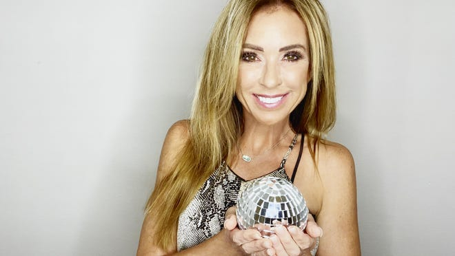 """Monica Aldama, Navarro College cheerleading coach, is part of the cast of Season 29 of """"Dancing with the Stars."""""""