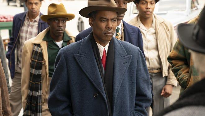 'Fargo,' Season 4: Chris Rock as Loy Cannon.