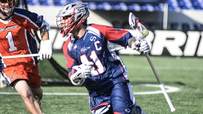Mark Cockerton will lead the Boston Cannons into Sunday's Major League Lacrosse final (2 p.m., ESPN) in Annapolis, Maryland.
