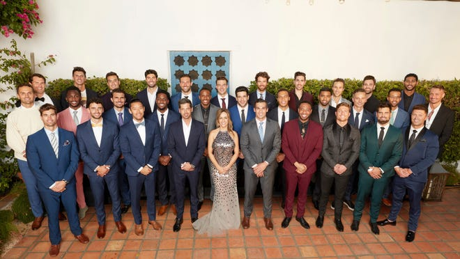 "The Bachelorette"" has a whole new crop of handsome suitors, including two former pro football players, an anesthesiologist and a spin-cycling instructor, vying for Clare Crawley's heart on Season 16 of the ABC reality show."