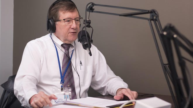 Bert Moore, director of special education and title services for the Kansas State Department of Education, joined Heath Peine, executive director of student support services for Wichita Public Schools, in discussing the various ways Kansas' school districts have tackled special education in the pandemic.
