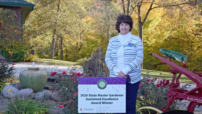 Congratulations to Susan Walters who was named a 2020 State Master Gardener Sustained Excellence Award winner!