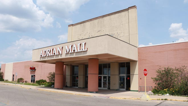 The main part of the mall, pictured Saturday, is not what developers envisioned in the 1960s.