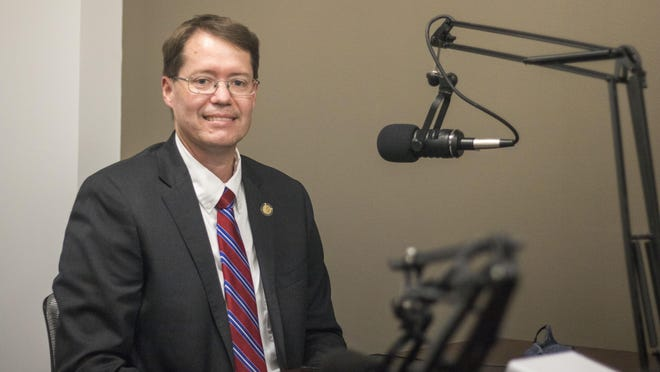 Fred Patton is a Republican running for reelection to the Kansas House of Representatives District 50 seat. Timothy Reed, a Democrat, is also running but declined to be interviewed.