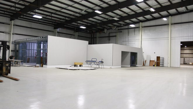 Uckele Health and Nutrition purchased two former Venchurs facilities in Adrian, earlier this year. The Blissfield company plans to move its Toledo production to Adrian. Renovations are currently underway.