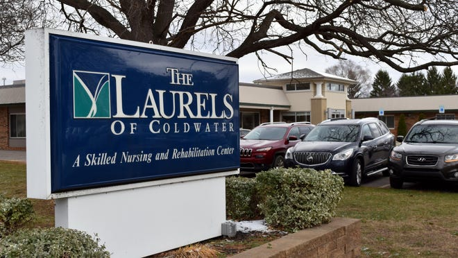 The Laurels of Coldwater has reported five patients deaths since October.