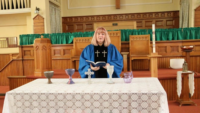 Ann Akers is retiring from her position as pastor for three Port Jervis churches.