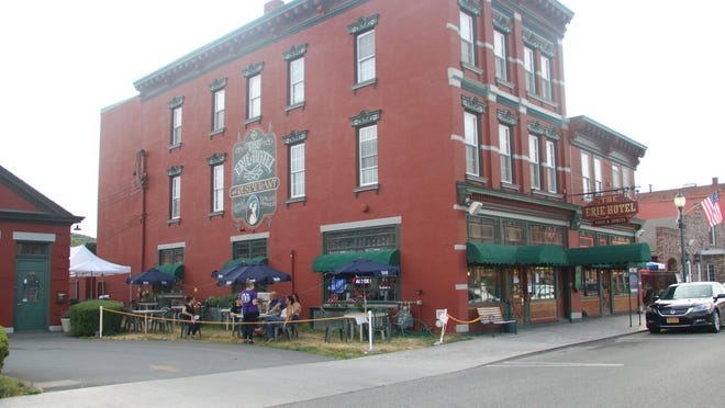 A state law allowing the City of Port Jervis to impose a 3 percent bed tax on hotels and bed-and-breakfasts was passed on Dec. 23. The Erie Hotel is currently the only hotel in Port Jervis but another is planned.