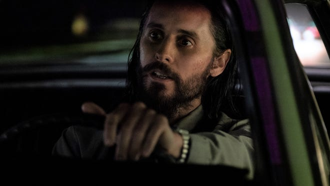 It's very hard to figure out what Albert Sparma (Jared Leto) is thinking.