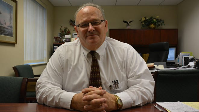 Kewaunee County Administrator Edward Dorner will have his last day of work on Jan. 2.