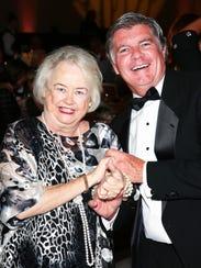 Suz Hunt and Peter Sturgeon