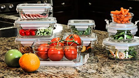 Our favorite food storage set is at the lowest price we've seen all year
