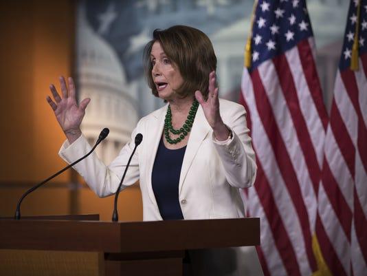 AP CONGRESS DEMOCRATS A USA DC