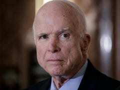 Hating McCain: Grant, Ted Kennedy and Nixon got a break at the end. But times change.