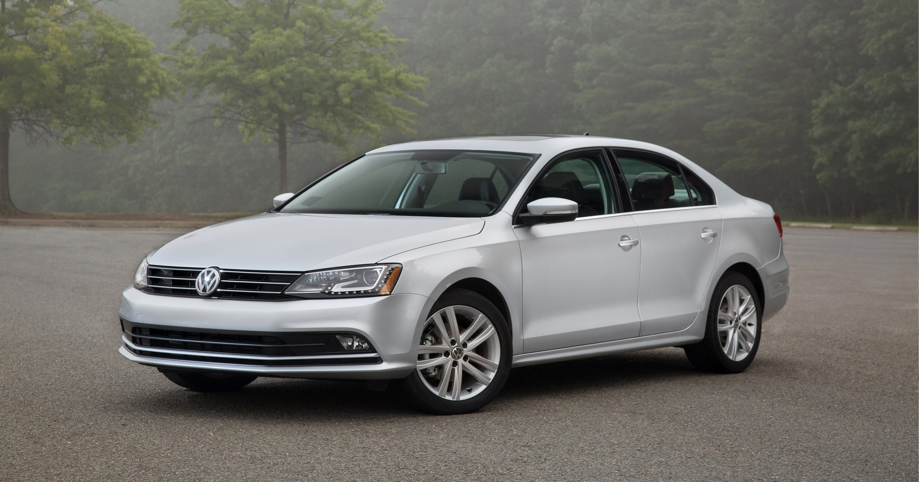 2015 VW Jetta, new where you can't see