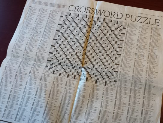Big puzzle inside Thanksgiving Day's Advertiser.