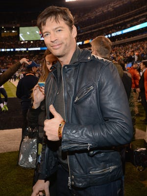 Harry Connick, Jr. attends the Pepsi Super Bowl XLVIII Pregame Show at MetLife Stadium on Feb. 2, 2014 in East Rutherford, New Jersey.